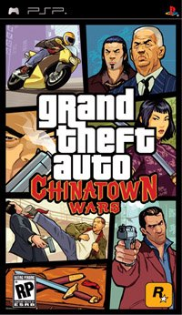 GTA: Chinatown Wars (2009) PSP