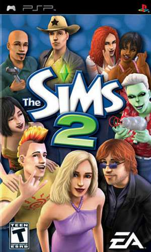 The Sims 2 (2005) [RUS] PSP
