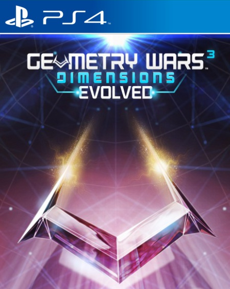 [PSV] Geometry Wars 3: Dimensions Evolved [EUR/ENG]