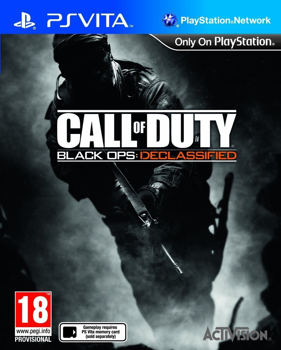 [PSVita] Call of Duty: Black Ops Declassified [EUR/RUSSOUND]