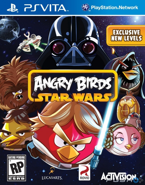 [PSVita] Angry Birds Trilogy [US/ENG]