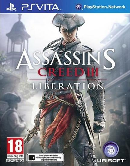 Assassin's Creed: Liberation (2012) [PSVita]