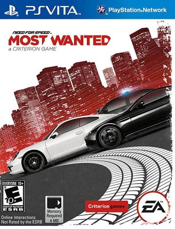 [PSVita] Need for Speed Most Wanted