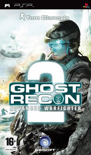 Tom Clancy's Ghost Recon: Advanced Warfighter 2 (2007) PSP