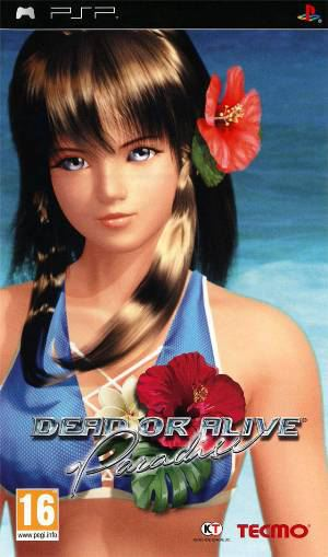 Dead or Alive Paradise (2010) PSP