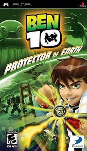 Ben 10: Protector of Earth (2007) PSP