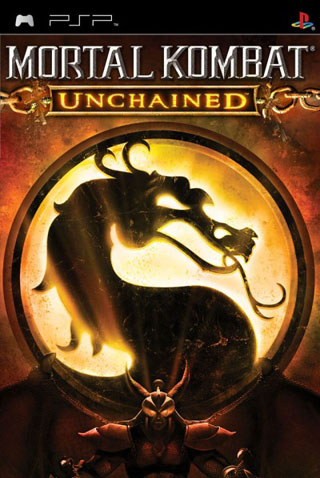 [PSP] Mortal Kombat: Unchained 2006