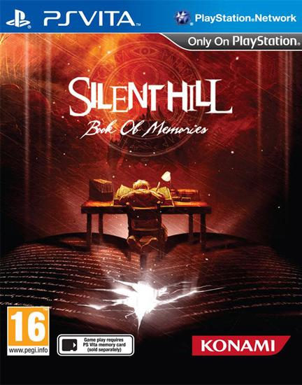 Silent Hill: Book of Memories [EUR/RUS] PSVITA