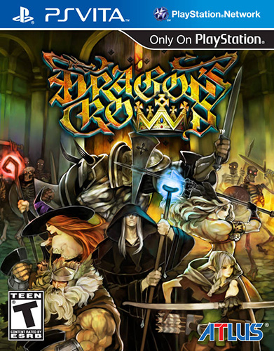Dragon's Crown [USA/ENG]