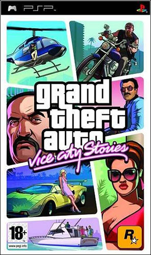 Grand Theft Auto: Vice City...