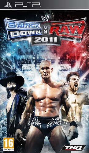 [PSP] WWE SmackDown vs. Raw...