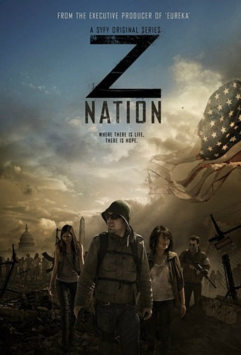 Нация Z (1 сезон) / Z Nation (2014) PSP/MP4
