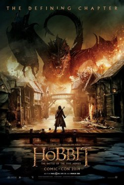 Хоббит: Битва пяти воинств / The Hobbit: The Battle of the Five Armies (2014) MP4/PSP